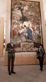 VENARIA - Anche la Reggia torna alla normalità: riapre i battenti con «Sfida al Barocco» FOTO - immagine 21