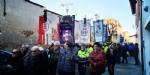 BORGARO - Più di mille persone per lestremo saluto allex sindaco Vincenzo Barrea - FOTO - immagine 21