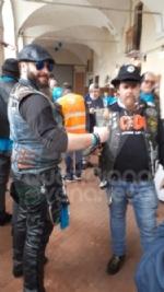VENARIA - «Un motogiro per unire»: piazza Annunziata tinta di blu ha accolto centinaia di Harley - immagine 21