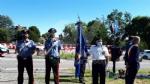 VENARIA - La bandiera dei marinai torna a sventolare nel cielo della Reale - FOTO - immagine 25