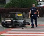 VENARIA - Motociclista ferito gravemente dopo lo scontro con unauto - immagine 2