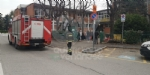 BORGARO - Scuola media evacuata per una sospetta fuga di gas: allievi fatti uscire dal personale scolastico - immagine 2