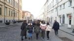VENARIA - Lezione di città per gli studenti della Don Milani grazie a «Divieto di Noia» e «Avta» - immagine 2