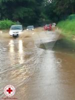 MALTEMPO - Bomba dacqua nella zona ovest: disagi anche sulla linea ferroviaria - immagine 2