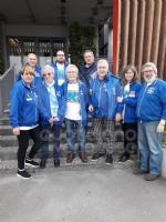 VENARIA - Comune, Pro Loco e FreeBike insieme alla «Giornata mondiale dei Giovani per la Pace» - immagine 2