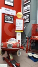 VENARIA - Le auto a pedali di Antonio Iorio: un meraviglioso tuffo nel passato - LE FOTO - immagine 2