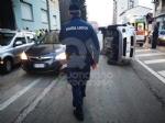 VENARIA - Incidente stradale in corso Garibaldi: traffico in tilt - FOTO - immagine 2
