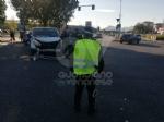 TORINO-VENARIA - Incidente allincrocio fra strada Altessano e corso Garibaldi: un ferito - FOTO - immagine 2