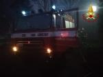 VAL DELLA TORRE - Incendio boschivo: riprese le operazioni, la preoccupazione non diminuisce - immagine 2