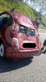 COLLEGNO-RIVOLI - Doppio incidente in tangenziale in pochi minuti: due feriti - immagine 2