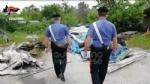 BORGARO-CASELLE-VENARIA - Il circolo privato era una discarica abusiva: due denunciati - immagine 2