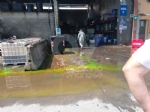 ROBASSOMERO - Esplosione alla A2A: chiusa la zona industriale, in arrivo lArpa FOTO E VIDEO - immagine 2