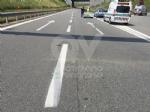 INCIDENTE IN TANGENZIALE - Scontro fra tre auto: coppia di Grugliasco finisce in ospedale - immagine 2