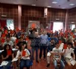 VENARIA - Salvatore Borsellino agli studenti dello Juvarra: «Dovete riprendere in mano i vostri sogni» - immagine 2