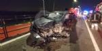 CASELLE - Ennesimo incidente stradale lungo la provinciale: due feriti, uno grave - FOTO - immagine 2