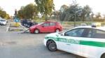TORINO - VENARIA - Incidente allincrocio vicino alla Cittadella della Juve: tre feriti - immagine 2