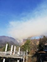 CAFASSE - GIVOLETTO - I boschi continuano a bruciare: Canadair ed elicotteri sul posto - immagine 8