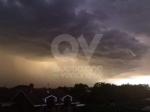 MALTEMPO - Nubifragio in zona: raffiche di vento, pioggia e grandine - immagine 2