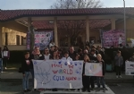 FIANO - «Fridays for Future»: studenti delle scuole in piazza per il pianeta e lambiente - immagine 2