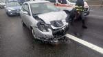 RIVOLI - Incidenti a raffica in tangenziale: bilancio di quattro feriti - FOTO - immagine 2