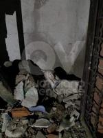 CRONACA - Ordinanza non rispettata: cassonetti esplosi e distrutta la statua della Madonna - immagine 6