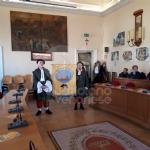 CARNEVALE A VENARIA - Consegnate le chiavi della città al Lucio dla Venaria e alla Castellana - immagine 2
