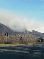ALLARME INCENDI - «Grazie a vigili del fuoco, Aib, croce rossa e forze dellordine» - immagine 2