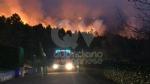 LA CASSA-GIVOLETTO-VARISELLA - Incendi boschivi: altra notte di grande paura - immagine 2