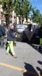 VENARIA - Si ribalta con lauto tra via Barbi Cinti e corso Matteotti: ferite madre e figlia - immagine 2