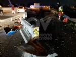 MONCALIERI-VENARIA - Pauroso scontro sulla sopraelevata: feriti due venariesi - immagine 2