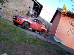 A FUOCO IL MUSINE - Pompieri ancora in azione: potrebbe essere un atto doloso - FOTO - immagine 2