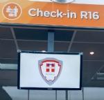 CASELLE - In aeroporto allestite tre postazioni per i tamponi rapidi sui passeggeri in arrivo da Spagna, Grecia, Croazia e Malta - immagine 2