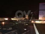 RIVOLI - Scontro tra due tir in tangenziale: un autotrasportatore finisce in ospedale - immagine 2