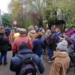 RIVOLI - Oltre 70 persone alla scoperta della collina morenica grazie a «Rivoli Città Attiva» - immagine 2