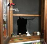 COLLEGNO - Ladro maldestro tenta il furto in una casa ma sveglia i proprietari: arrestato - FOTO - immagine 2