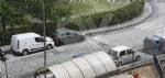 MALTEMPO - Violenta grandinata: tangenziale letteralmente paralizzata - FOTO - immagine 8