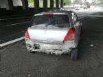 CAOS IN TANGENZIALE - Raffica di incidenti: due auto ribaltate e tre feriti - immagine 2
