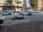 COLLEGNO - Scontro frontale in corso Orbassano a Torino: motociclista di Collegno muore sul colpo - immagine 2