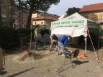 VENARIA - Artigiani volontari realizzano il presidio sanitario di sanificazione per la Croce Verde - immagine 2