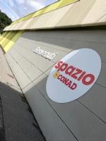 RIVOLI - Da giovedì 21 inizierà lera dello «Spazio Conad»: sarà al posto dellex Auchan - immagine 2