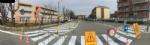 DRUENTO - Maggiore sicurezza nella zona delle scuole: ecco la nuova viabilità - FOTO - immagine 2