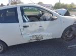 BORGARO - MAXI INCIDENTE IN TANGENZIALE: cinque auto coinvolte, un ferito portato in ospedale - immagine 2