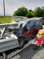 BORGARO - Terribile incidente in autostrada: due giovani borgaresi feriti in modo grave - immagine 2