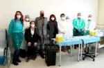 VENARIA - Partite le vaccinazioni «anti Covid» tra gli over 80 al Polo Sanitario - immagine 2