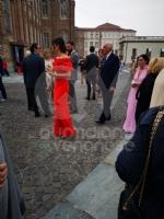 VENARIA-BORGARO - Nella chiesa di SantUberto si è sposata Cristina Chiabotto - immagine 2
