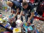 GRUGLIASCO - Sequestrati abiti da carnevale, giocattoli e trucchi potenzialmente pericolosi - immagine 2