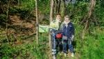 DRUENTO - Un albero e una targa per ricordare Alice Tesio - immagine 2