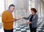 VENARIA - Reggia accessibile e fruibile da tutti: lUnione Italiana Ciechi premia Silvia Varetto - immagine 2