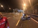 RIVOLI - Provoca un incidente in tangenziale con la sua moto: era ubriaco - immagine 2