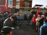 VENARIA - Protesta dei sindacati sotto il municipio: «Sui trasporti per il nuovo polo sanitario intervengano Regione e Prefetto» - immagine 2